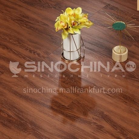 7mm WPC wood plastic floor LM8172-2