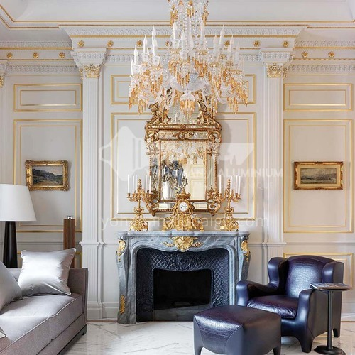 Apartment-Classic French style apartment design   AFS1029