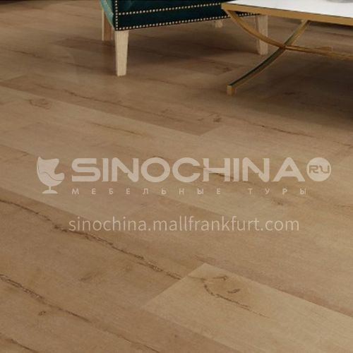 7mm WPC wood plastic floor LM8253-7