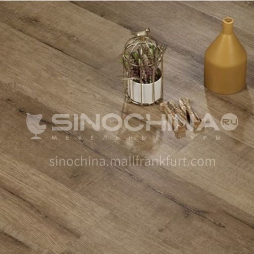 7mm WPC wood plastic floor LM8253-46