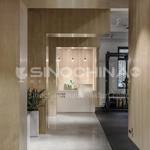 Fitness Room - Fitness Room Industrial Style Design   BG1006