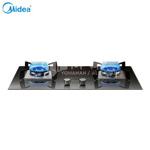 Midea Natural Gas Gas Stove Double Stove Household Desktop Stove Stove Stove Embedded Dual-use DQ000132