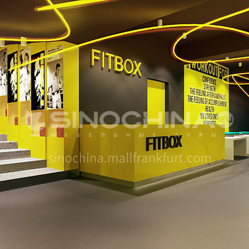 Fitness Room-Fitness Room Design   BG1015