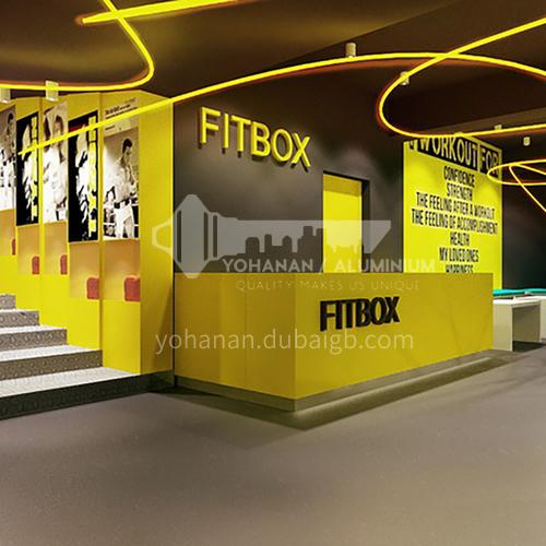 Fitness Room-Fitness Room Design   BG1015