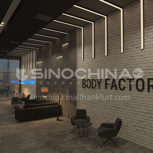 Fitness Room-Fitness Room Design   BG1017