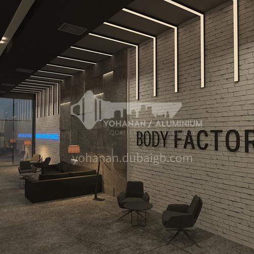 Fitness Room-Fitness Room Design   BG1017