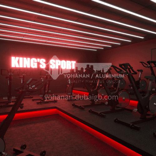 Fitness Room - KINGS SPORT Fitness Room Design   BG1020