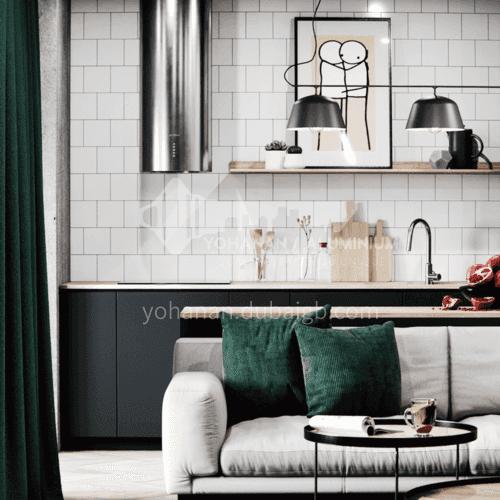 Apartment-Industrial style apartment design   AIS1013