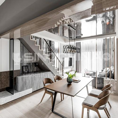 Apartment-Duplex Apartment Design   AIS1016