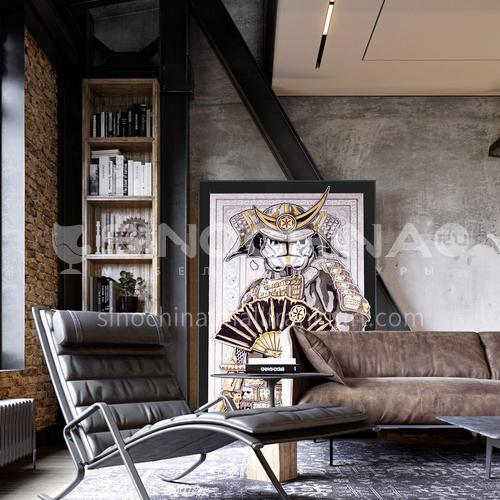 Apartment-Industrial Loft Apartment Design   AIS1017