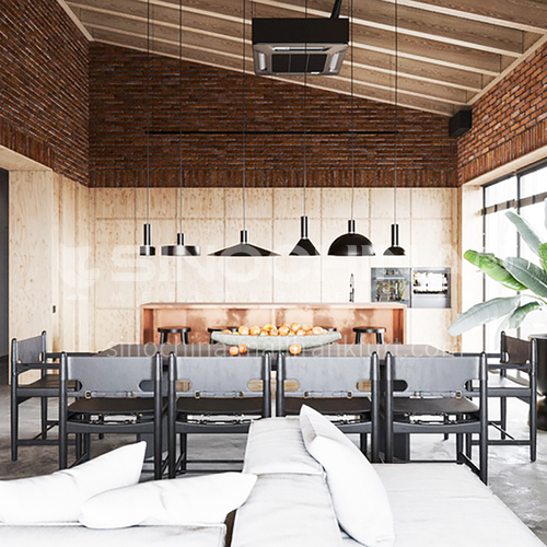 Apartment-Industrial style apartment design   AIS1019