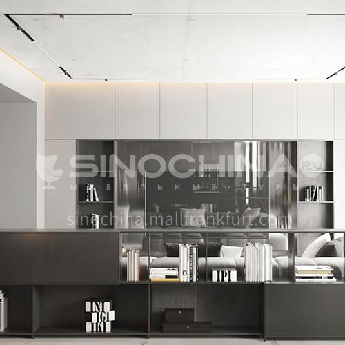 Apartment-Industrial style apartment design   AIS1034