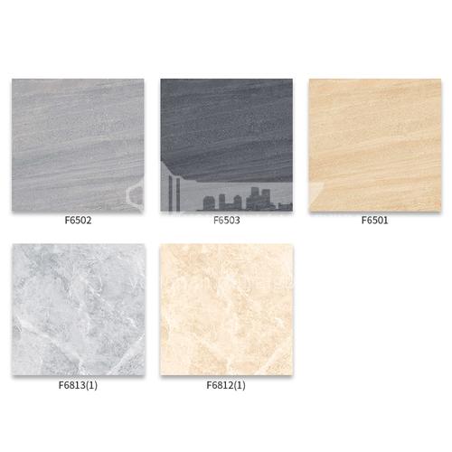 Ceramic tile sample package