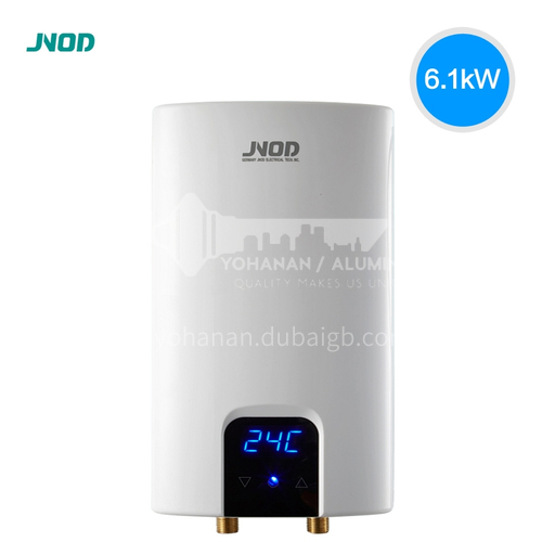 JNOD instant electric water heater small household quick bathing device over water direct heating 3.5KW DQ000009