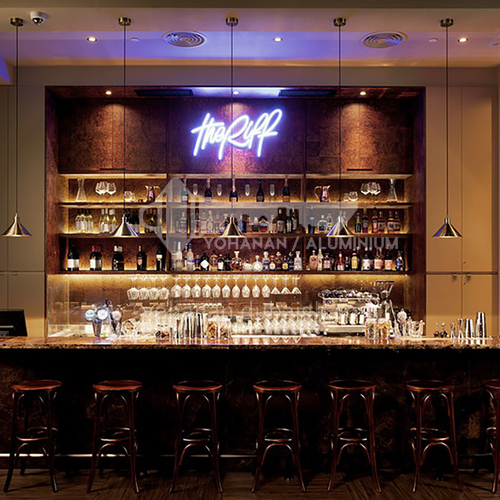 Bar - Modern bar design on the top floor   BB1034