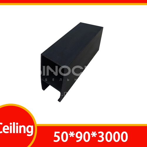 Ecological wood ceiling BL-5090 base color series