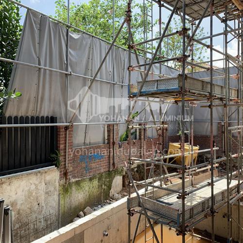 Singapore 1600 ㎡ villa project   BP1007