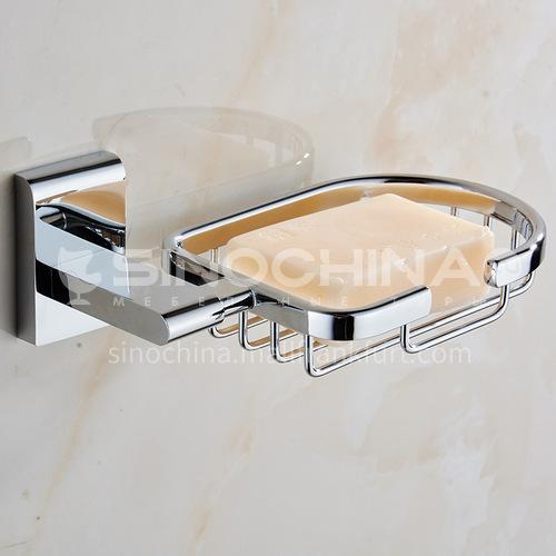 Bathroom silver soap mesh