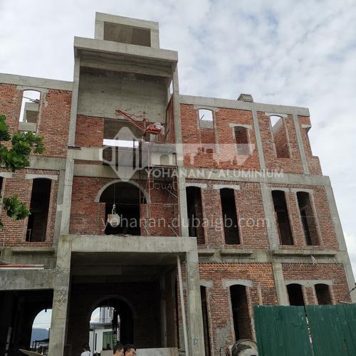 2200㎡ villa project in Malaysia      BP1008
