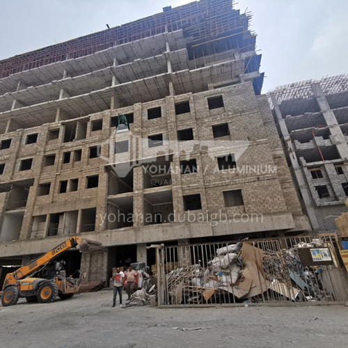Qatar 21,000㎡ hotel project     BP1009