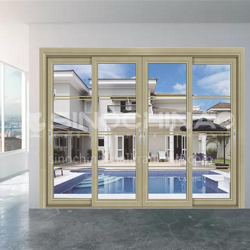 1.2mm aluminum alloy sliding door kitchen door balcony door outdoor door 18