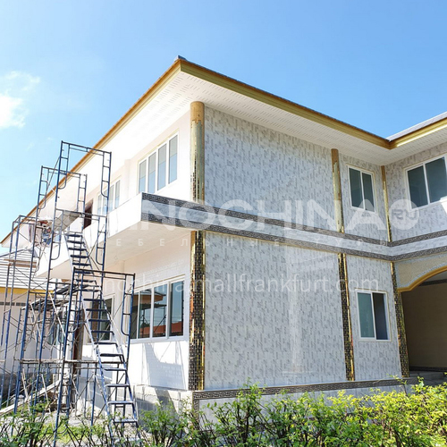 1400㎡ villa project in Thailand   BP1010