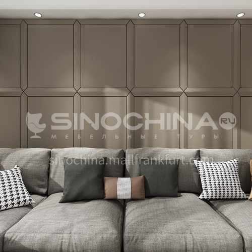 Customized background wall soft and hard bag BW014