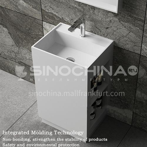 Artificial stone column basin DP623