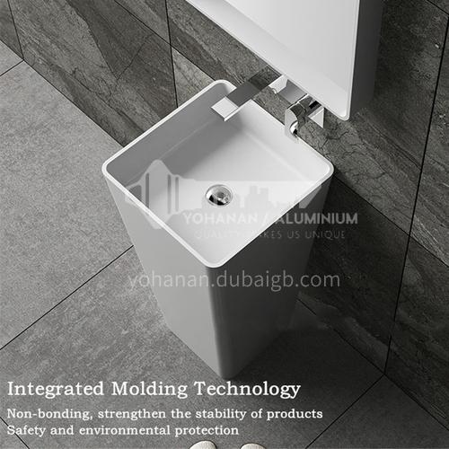 Artificial stone column basin    DP627