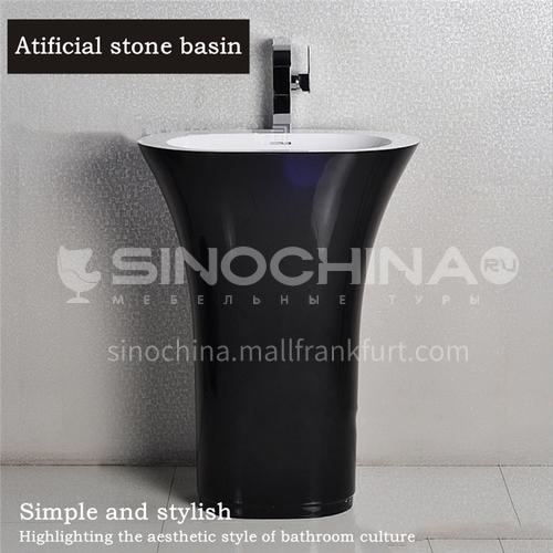 artificial stone column basin  DP631