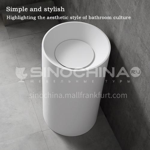 Artificial stone  column basin DP632