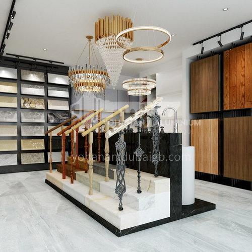 Showroom Design - 40m² showroom design BSR1001