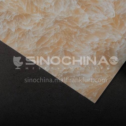 1220*2440 modern minimalist living room TV background wall imitation marble UV slab stone plastic board series (1)