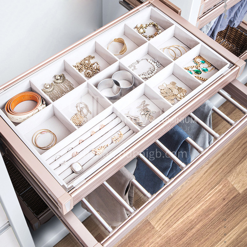 Multifunctional and practical pants drawer GH-044