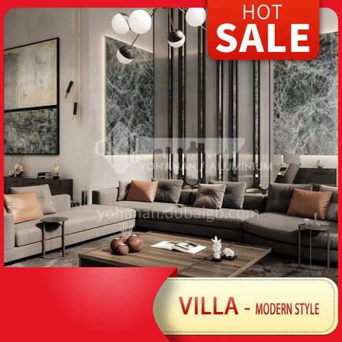 Villa Design-Modern Villa Design in Los Angeles, USA BSR1001