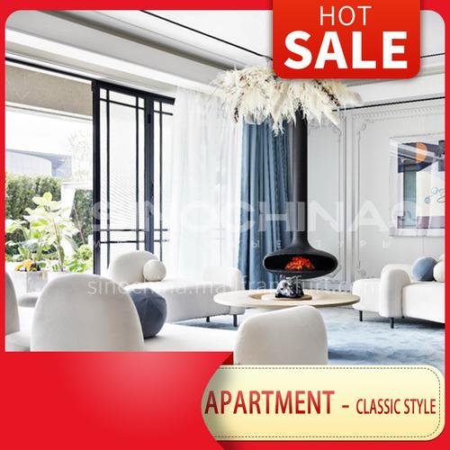 Apartment Design-European Style Apartment Design BSR1002