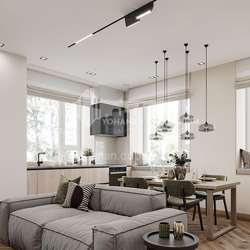 Apartment Design - DEDEModern apartment in Moscow Design ANS1012