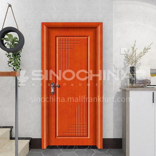 High quality composite paint solid wood room door hotel apartment room door 2