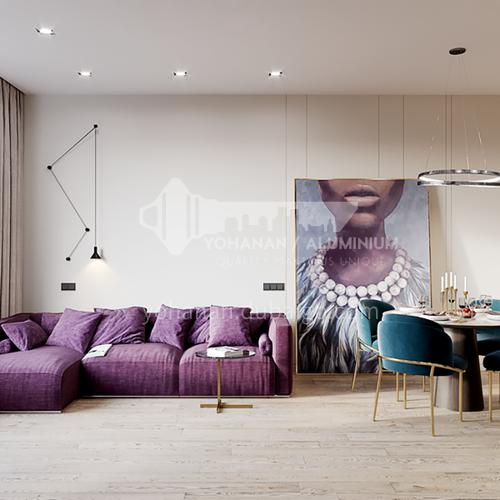 Apartment Design-Simple apartment interior design ANS1013