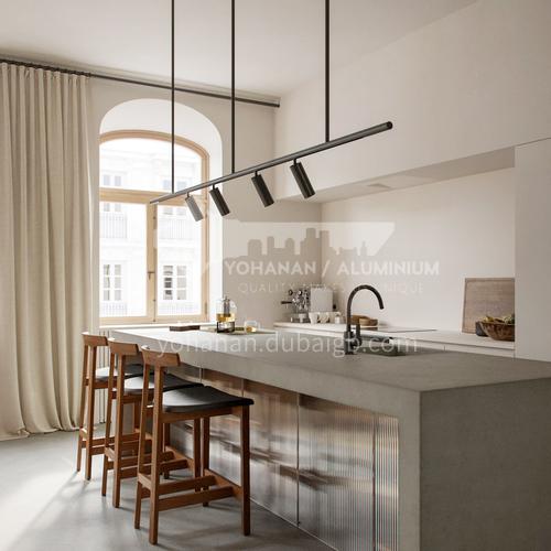 Apartment-minimalist style apartment interior design ANS1015