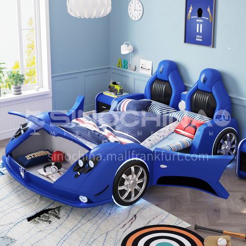 BX-2 children bedroom high-density sponge bed fashion high-end car model children bed