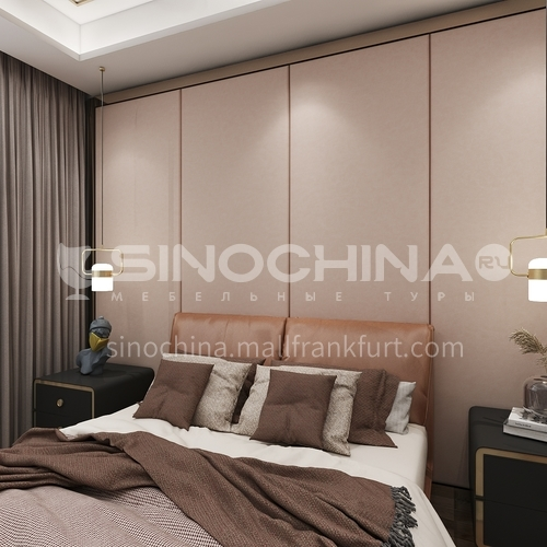 Customized Background Wall Hard & Soft Wall covering BW002