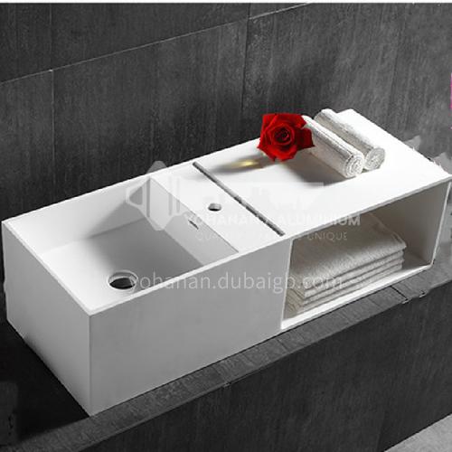 Artificial stone basin art basin countertop basin   T-007