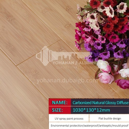 Bamboo floor ZDB-3 (12MM)-1