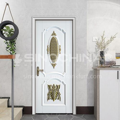 G classic style luxury composite paint door interior door bathroom door kitchen door hotel apartment door 14