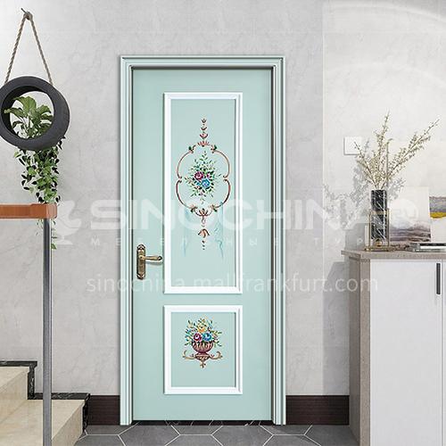 G classic style luxury composite paint door interior door bathroom door kitchen door hotel apartment door 17