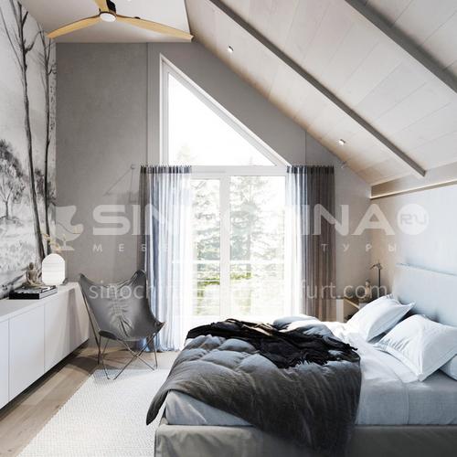 Apartment-120 square meters apartment design ANS1036