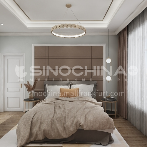 Customized Background Wall Hard & Soft Wall covering BW003