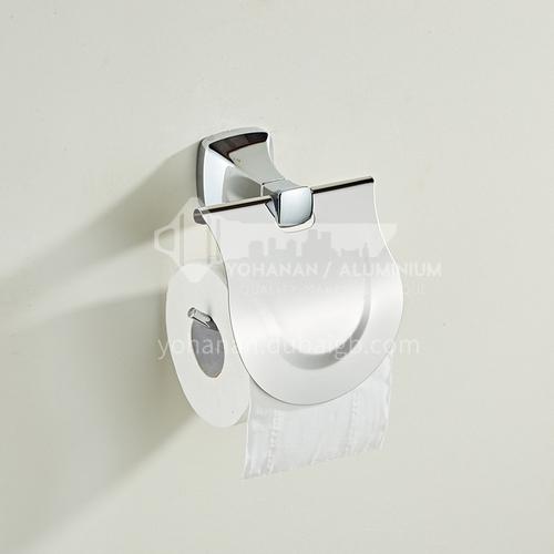 Silver tissue holder toilet paper holder roll paper holder bathroom accessories MY80806