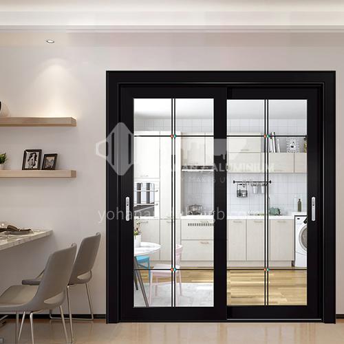 1.2mm aluminum alloy two-track sliding door 1